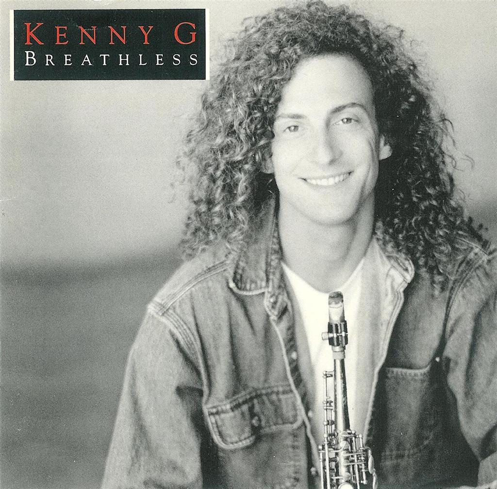 Kenny G Breathless CD ... Quantum Of Solace Dvd Cover