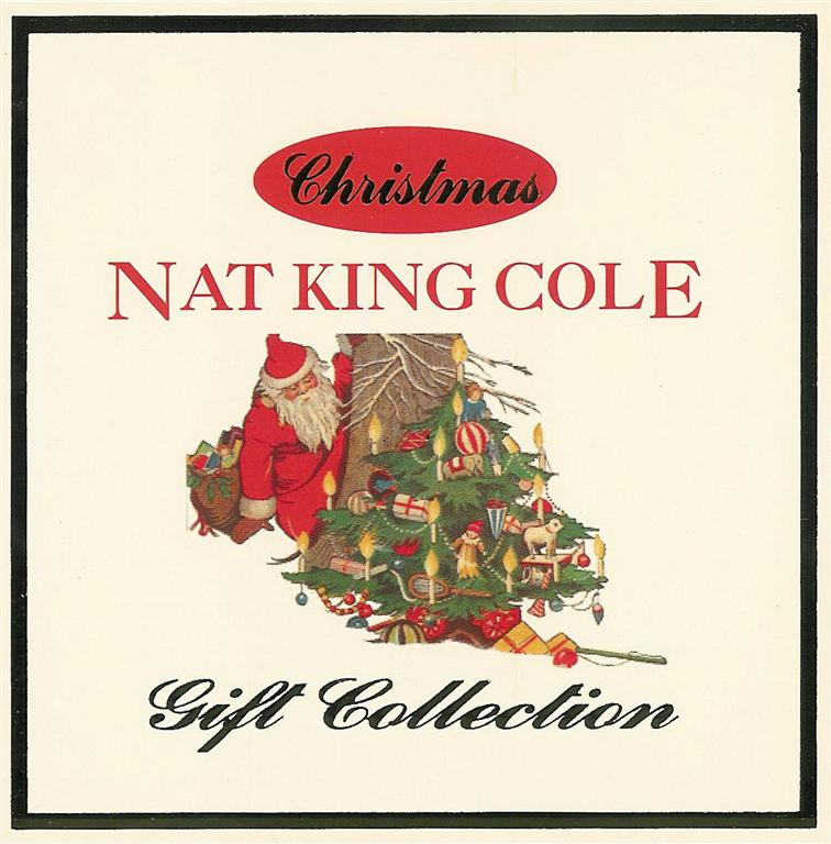 Nat King Cole ~ Christmas Gift Collection ~ 1992 Dejavu Made in Italy ~ CD | eBay