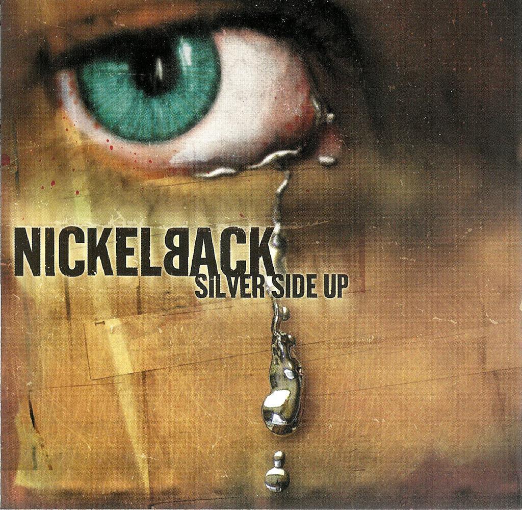 Nickelback Silver Side Up Cd 16861848521 Ebay