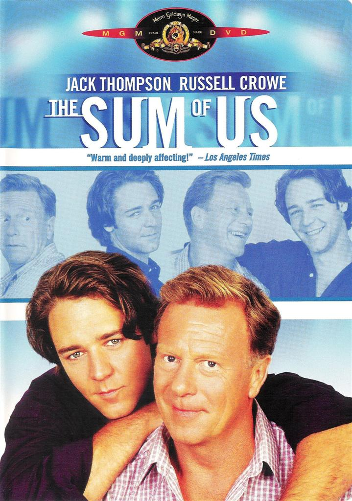 the sum of us russell crowe jack thompson dvd free shipping within usa 27616878960 ebay. Black Bedroom Furniture Sets. Home Design Ideas