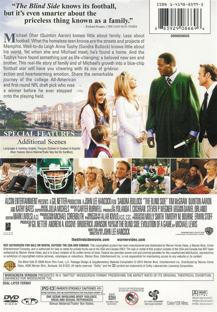 the blind side questions Find blind side lesson plans and teaching resources from the blind side worksheets to blind side movie videos, quickly find teacher-reviewed educational resources.