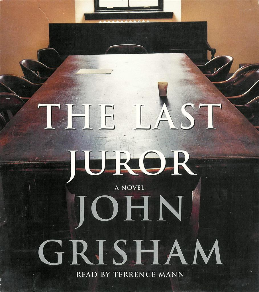a review of john grishams book the last juror Onyx reviews: the last juror by john grisham with the last juror, john grisham has found the perfect balance between his  grisham uses the book to explore .