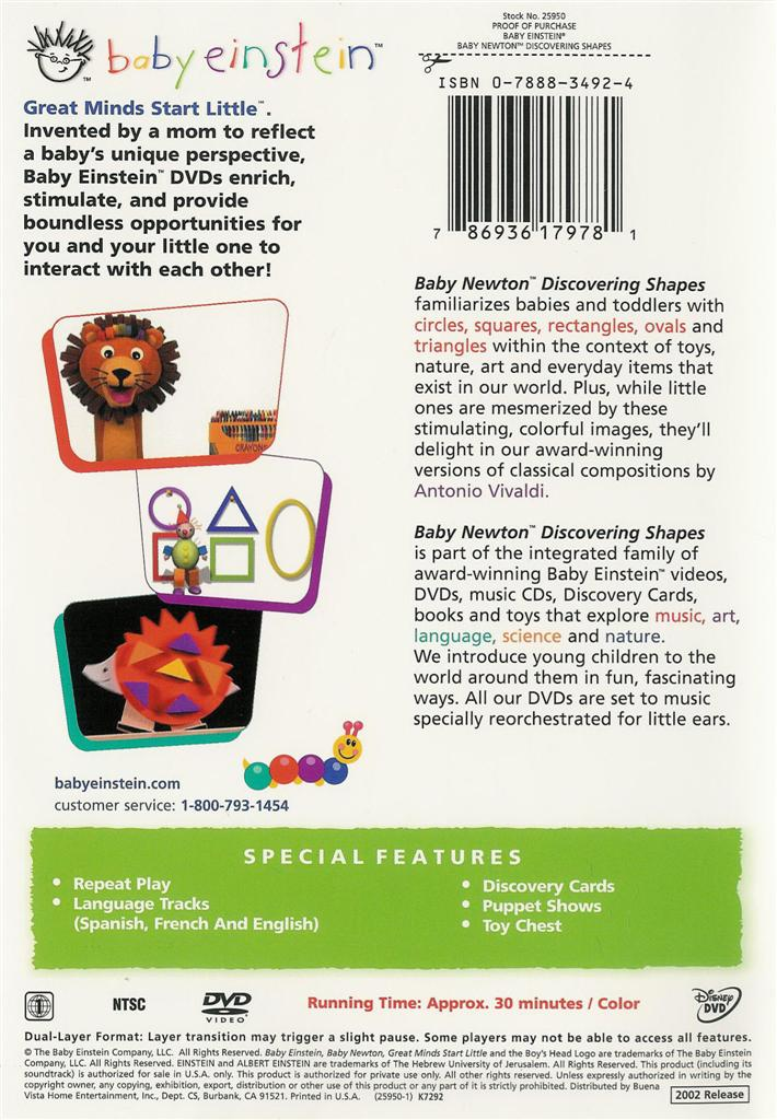 Baby Einstein Dvd Deals On 1001 Blocks