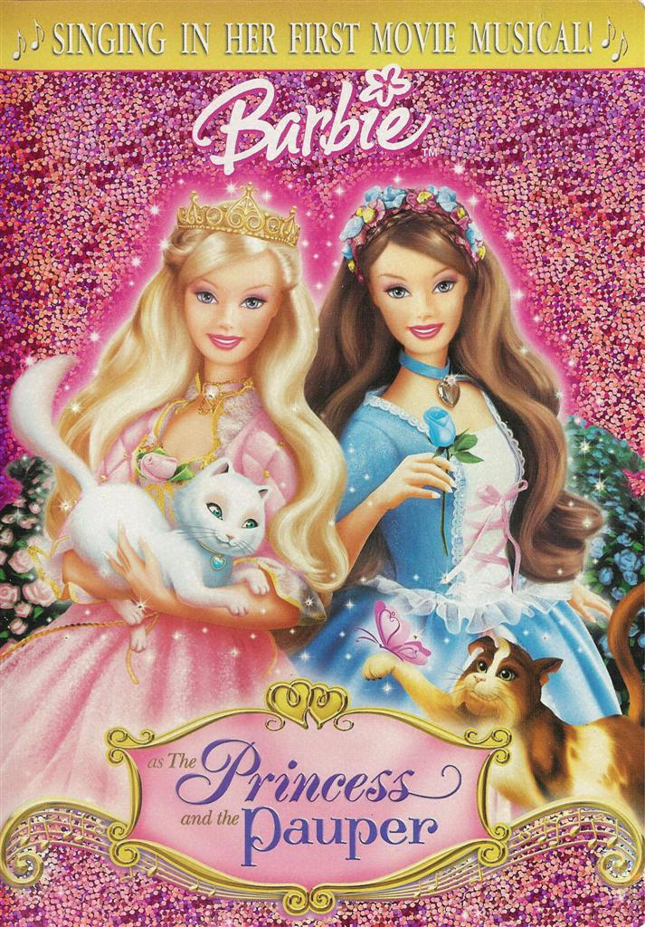 Barbie As The Princess And The Pauper Dvd Plus Bonus Cd The Princess And Pauper