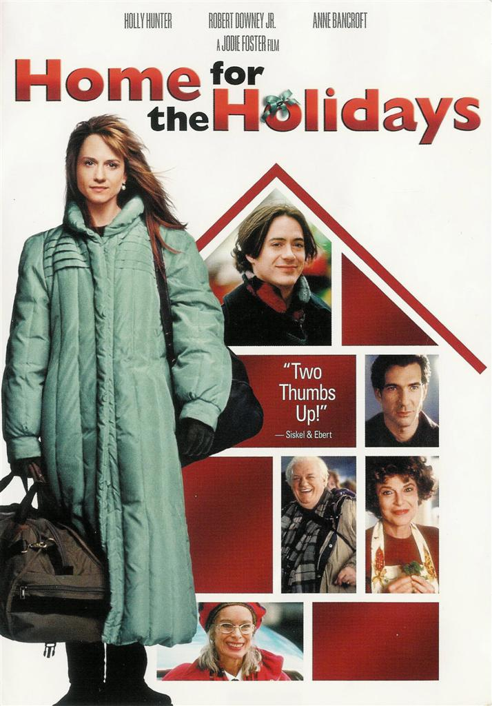 Home for the holidays holly hunter robert downey jr dvd