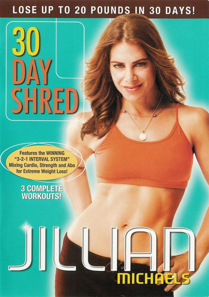 Jillian Michaels Shred