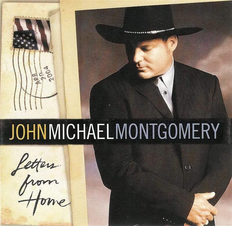 John Michael Montgomery Letters from Home CD 093624872924 | eBay