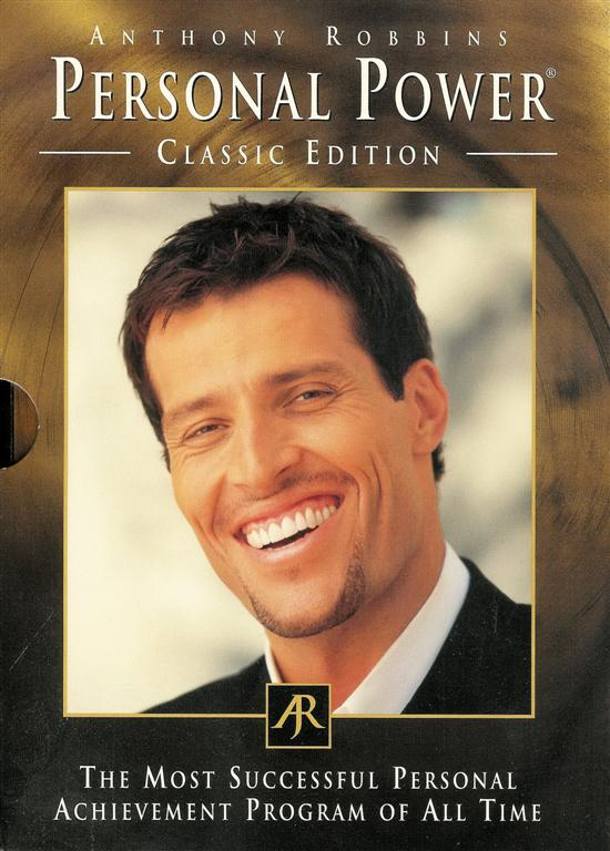 Anthony Robbins' Personal Power, Classic Edition Anthony Robbins