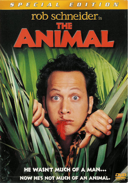 The Animal - Rob Schneider - Special Edition DVD | eBay