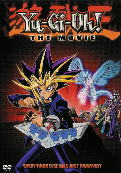 Yu-Gi-Oh! - The Movie (High Quality) MKV DVDRip (Pyramid Of Light) [Widescreen]